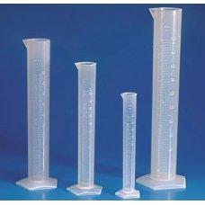 Мерный цилиндр пластиковый